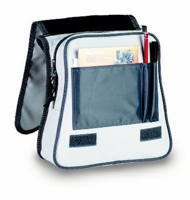 Travel Bag with many compartments (260 X 300 mm)